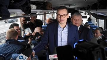 Premier: odwołałem udział polskiej delegacji w szczycie Grupy Wyszehradzkiej w Izraelu