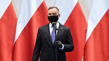 """""""Andrzej Duda nie jest stroną ws. Jakuba Żulczyka"""". Rzecznik prezydenta dla Interii"""