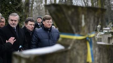 Ambasador Ukrainy ws. ustawy o IPN: nie do końca zdajemy sobie sprawę o co w niej chodzi
