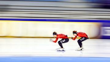 ME w łyżwiarstwie szybkim: De Jong i Roest liderami w dużym wieloboju. Polacy w drugiej dziesiątce