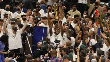 Bucks z mistrzostwem ligi NBA!