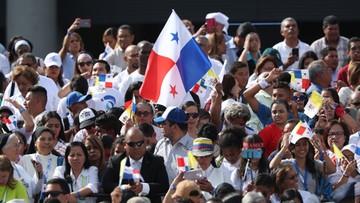 Papież Franciszek przybył do Panamy na Światowe Dni Młodzieży
