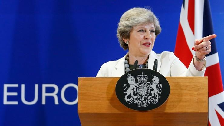 """""""Wielka Brytania będzie honorować swoje zobowiązania wobec Unii Europejskiej"""""""