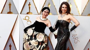 Przyszła na galę Oscarów w tej samej sukience co 56 lat wcześniej. I znów błyszczała