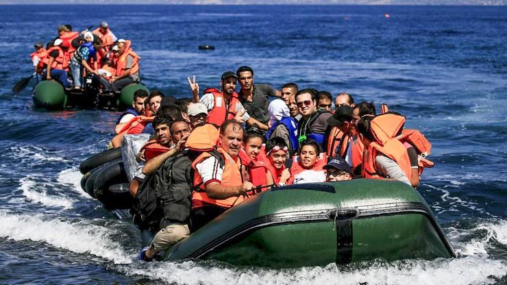 2800 migrantów uratowano na Morzu Śródziemnym