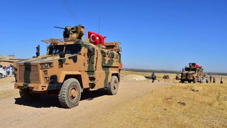 """Mobilizacja Kurdów. Turcy """"wkrótce"""" przekroczą granicę z Syrią"""