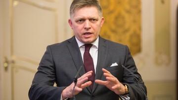Premier Słowacji: Tusk powinien zostać wybrany, zanim polski rząd zdoła temu zapobiec