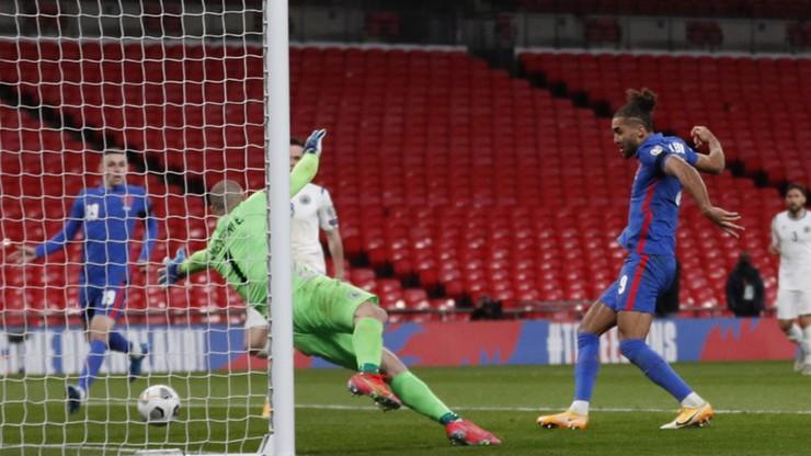 El. MŚ 2022: Anglia rozbiła San Marino. Pięć goli na Wembley