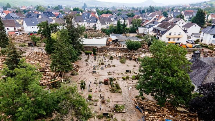 """Hydrolog: Niemcy zostały ostrzeżone przed powodziami cztery dni wcześniej. """"Coś poszło nie tak"""""""