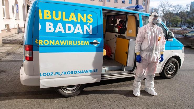 Prawie 190 nowych zakażeń koronawirusem. Kolejne ofiary