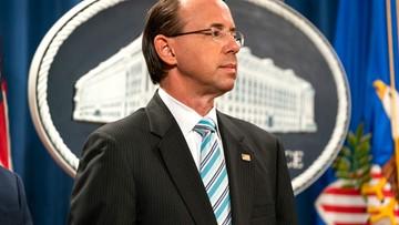 Dwunastu rosyjskich szpiegów oskarżonych o hakowanie wyborów w USA