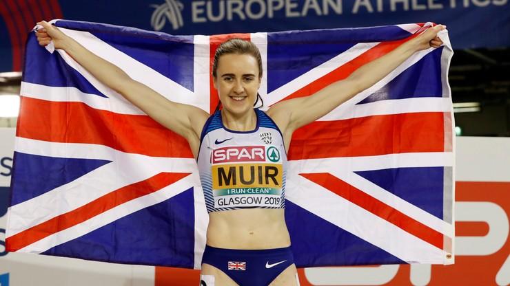 HME Glasgow 2019: Muir ze złotym dubletem jak przed dwoma laty