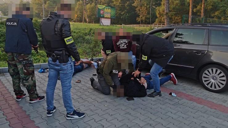 Oświęcim. Policja robiła szajkę włamywaczy. Byli to obywatele Rumunii