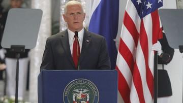 Pence i Tillerson wspierają nową strategię USA w Afganistanie