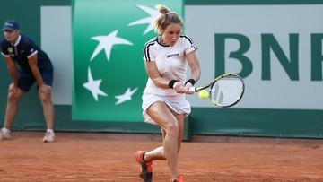 WTA w Karlsruhe: Polki odpadły w drugiej rundzie singla