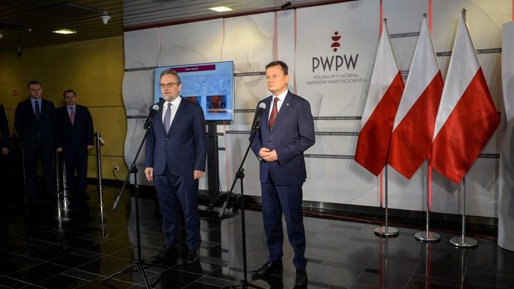 Nowe polskie paszporty z najlepszymi dotąd zabezpieczeniami i niepodległościową galerią