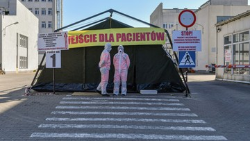 41-latek i 71-latek zmarli we Wrocławiu. Mieli koronawirusa