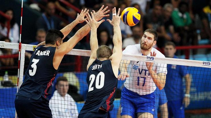 MŚ w siatkówce: USA - Rosja. Transmisja w Polsacie Sport