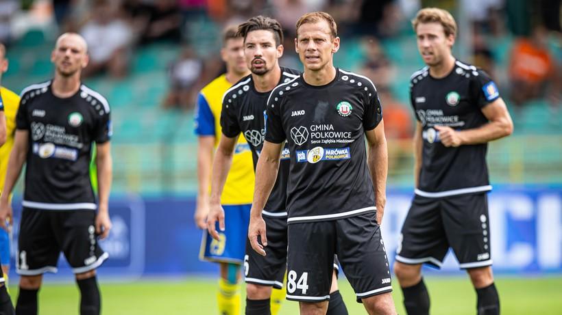 Fortuna 1 Liga: Górnik Polkowice - Stomil Olsztyn. Relacja na żywo