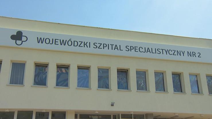 Związkowcy ze szpitala w Rybniku o jeden dzień przesunęli akcję protestacyjną