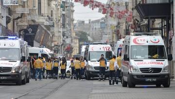 Zamach bombowy w Turcji. 6 ofiar, w tym dwóch Amerykanów