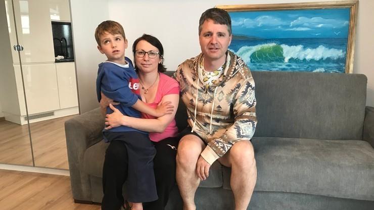 Sąd: Martin zostaje pod opieką rodziców, postanowienia niderlandzkich sądów nieważne