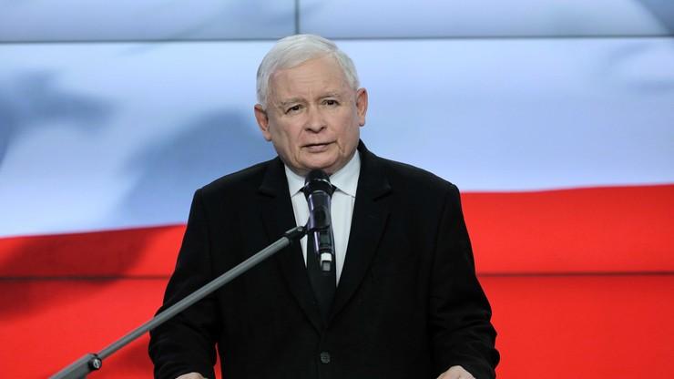 Prezes PiS: teka unijnego komisarza ds. rolnictwa jest nasza, Wojciechowski to bardzo dobry kandydat