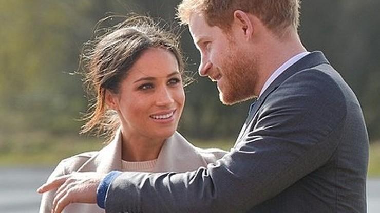 Meghan Markle urodziła córeczkę. Nosi imiona Elżbiety II i księżnej Diany