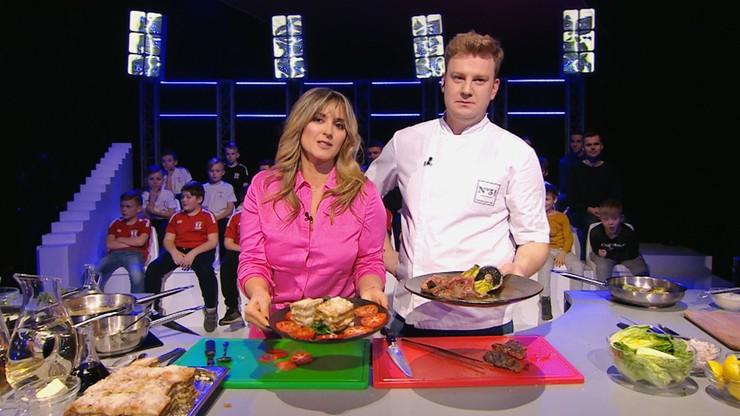 Włoska lasagne'a czy stek z hiszpańskiej corridy? Rewanż w Kuchni Mistrzów