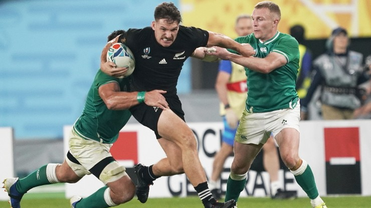 PŚ w rugby: Nowa Zelandia pewnie zmierza po trzeci tytuł z rzędu