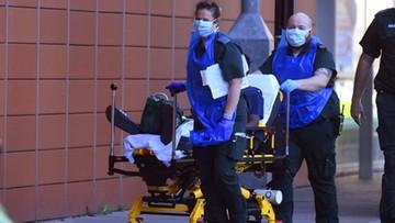 Już ponad 18 tys. ofiar koronawirusa w Wielkiej Brytanii