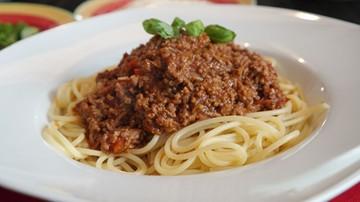 Włochy: burmistrz Bolonii przeciwko spaghetti po bolońsku