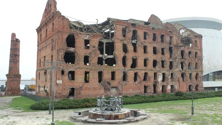 Partia Sprawiedliwa Rosja - Patrioci - Za Prawdę chce powrotu nazwy Stalingrad