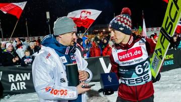 Małysz skomentował wycofanie Polaków z konkursu w Oberstdorfie. Jest załamany