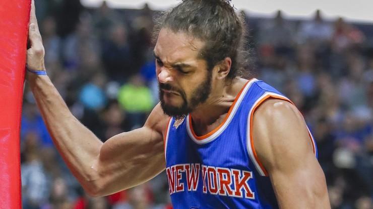NBA: Noah przeszedł operację barku