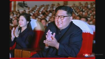 Północnokoreański dygnitarz rzekomo zesłany do obozu pojawił się publicznie