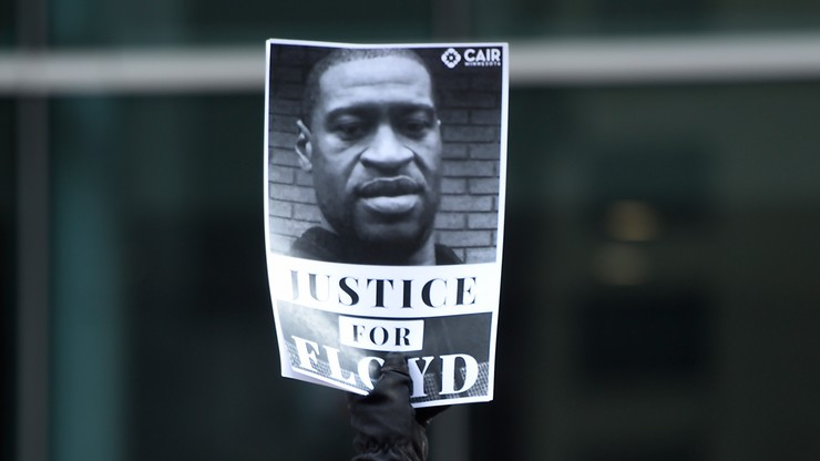 Proces ws. śmierci George'a Floyda. Sędziowie uznali Chauvina winnym