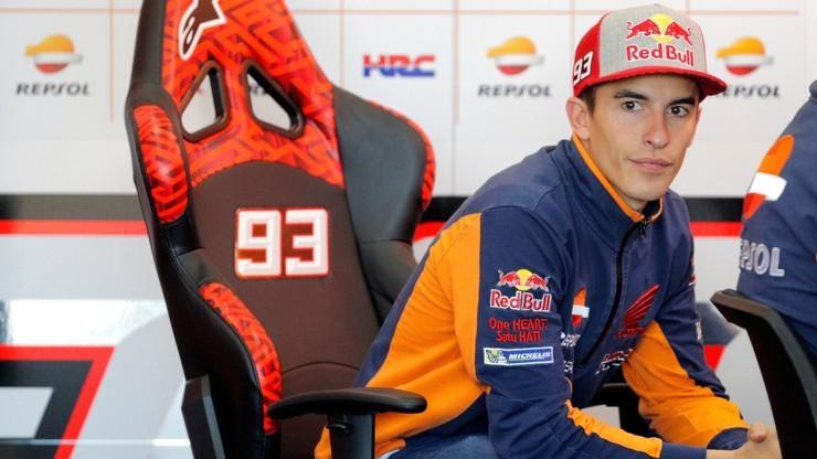 MotoGP: Są nowe informacje ws. leczenia Marca Marqueza