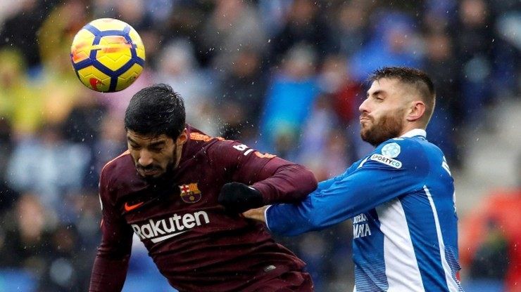 Deszczowe derby Barcelony na remis
