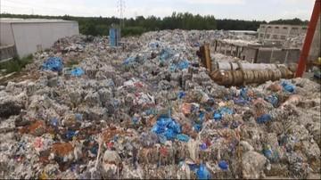 Nielegalne składowisko odpadów w Zgierzu. Miasto bezradne wobec ich właściciela