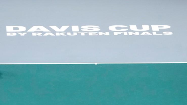 Puchar Davisa: Znamy pary baraży o przyszłoroczny turniej finałowy