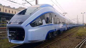 PKP Intercity: mimo opóźnień, nie stracimy dotacji z UE na pociągi DART