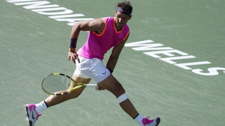 ATP w Indian Wells: Hitowy mecz w półfinale. Federer zagra z Nadalem