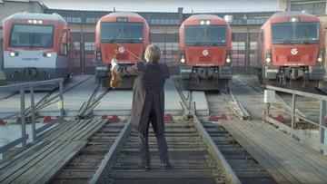 Prezydent Litwy składa życzenia Polsce, a litewskie lokomotywy... grają polski hymn