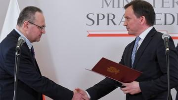 Ziobro odznaczył konsula RP wydalonego z Norwegii
