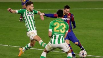 Lionel Messi bohaterem Barcelony. Poprowadził ją do zwycięstwa nad Betisem Sewilla