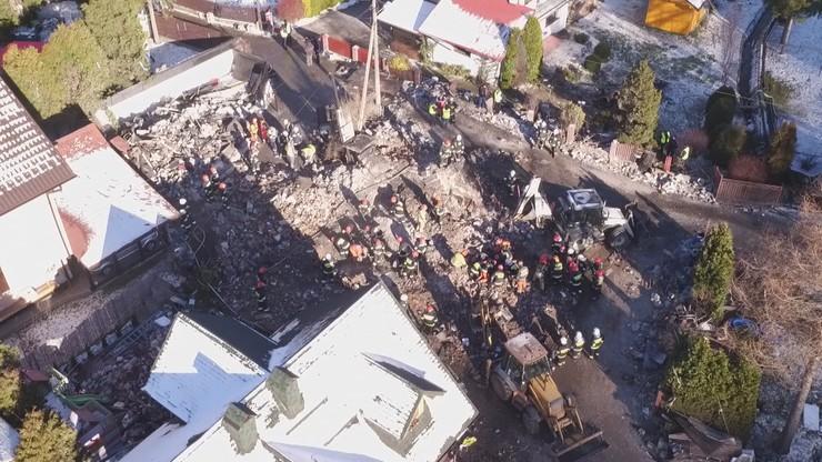 Prokuratura zakończyła identyfikację ofiar wybuchu w Szczyrku. Wydadzą ciała rodzinie
