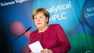 Spotkanie Merkel - Morawiecki. Podano szczegóły