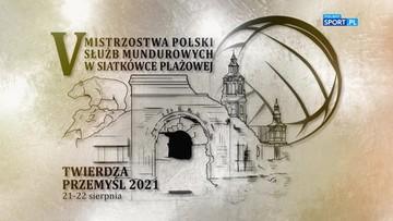 V Mistrzostwa Polski w Siatkówce Plażowej Służb Mundurowych - Twierdza Przemyśl