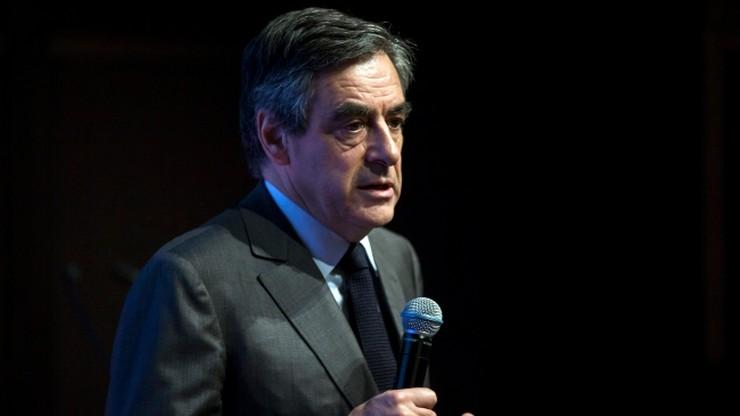 Fillon: Rosja nie ingeruje w wybory prezydenckie we Francji